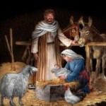 niño jesus grano